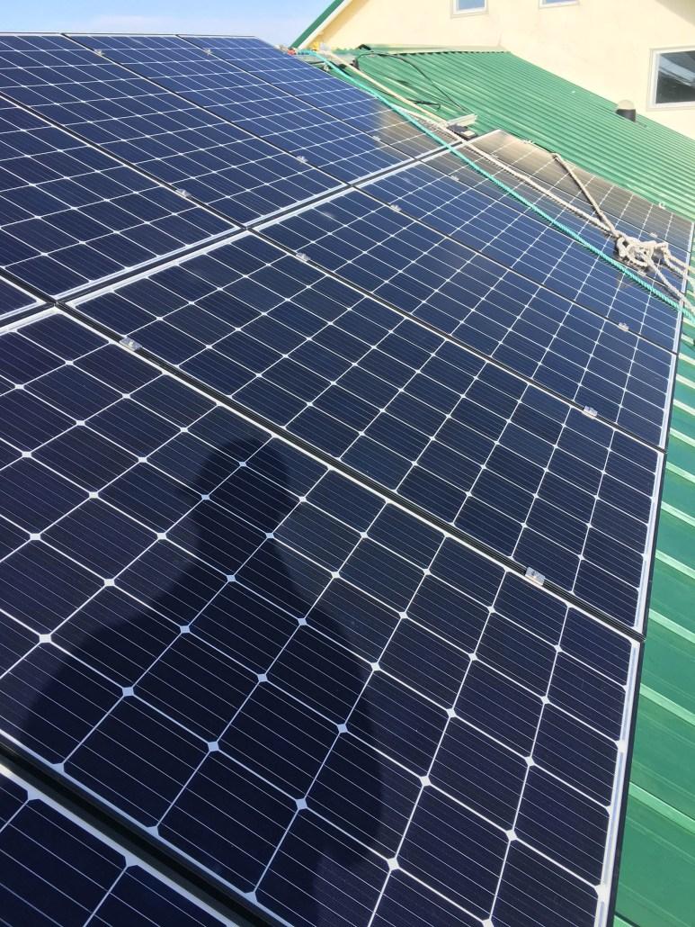 solar panels installed in saskatchewan by Prairie Sun Solar