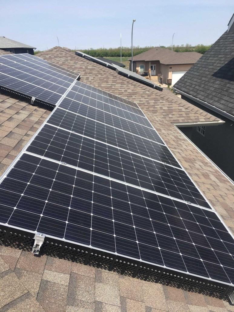 home solar panels in regina