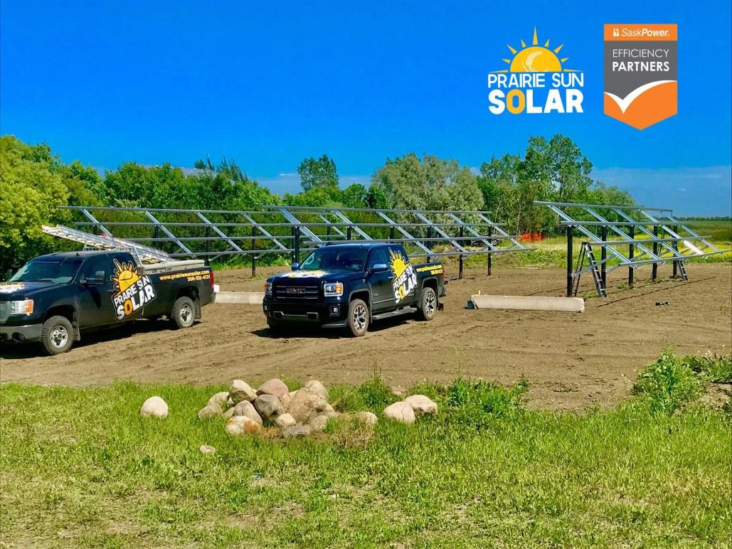 agriculture solar - ground mount solar