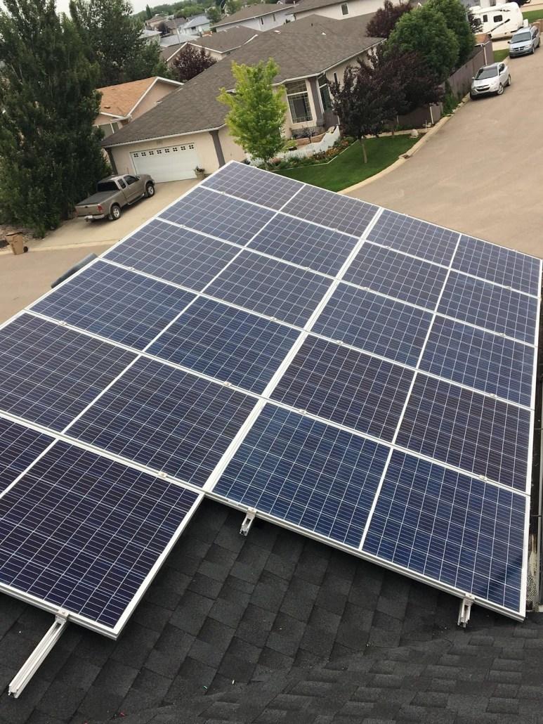 new solar panels - residential solar