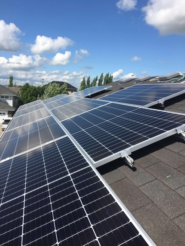 prairie sun solar - solar panel installation regina