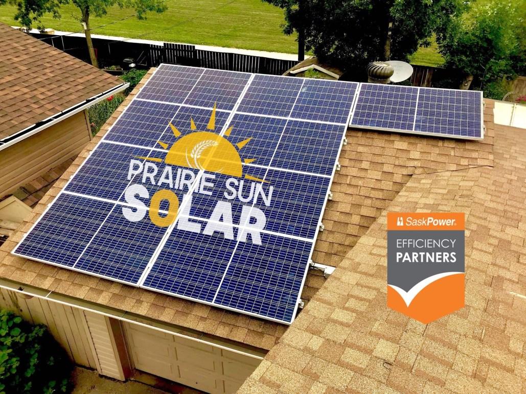 residential solar panels - Prairie Sun Solar
