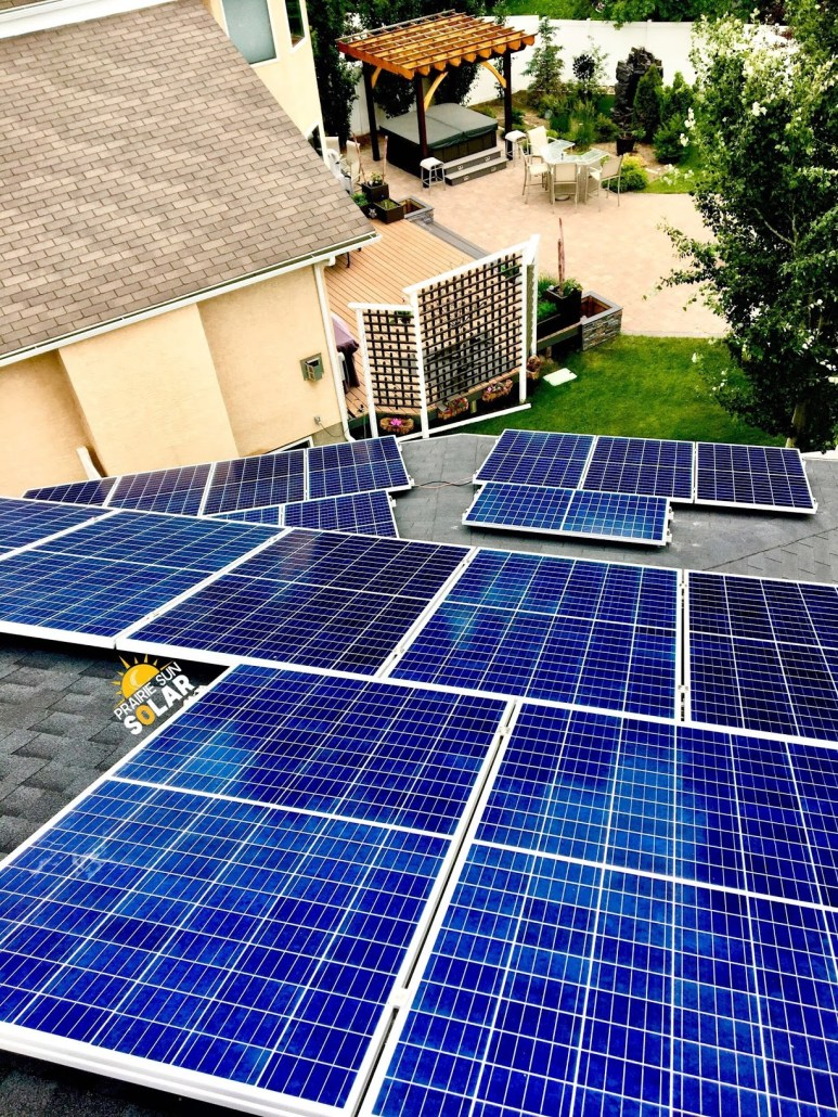 solar panels installed in regina - solar company regina