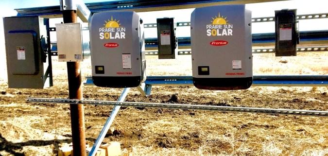 Fronius String Inverter - Solar Supplier - Prairie Sun Solar