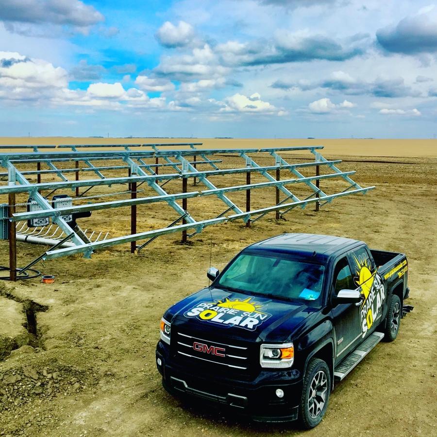 Ground Mount Solar Racking - Solar Supplier