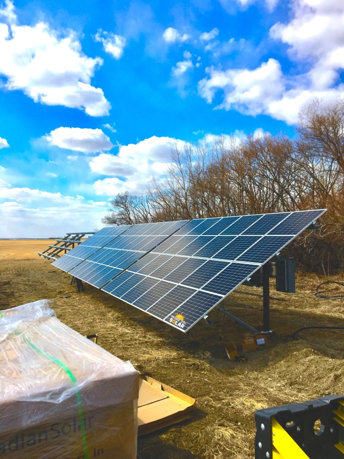 Solar Panels Regina Supplier - Ground Mount Solar