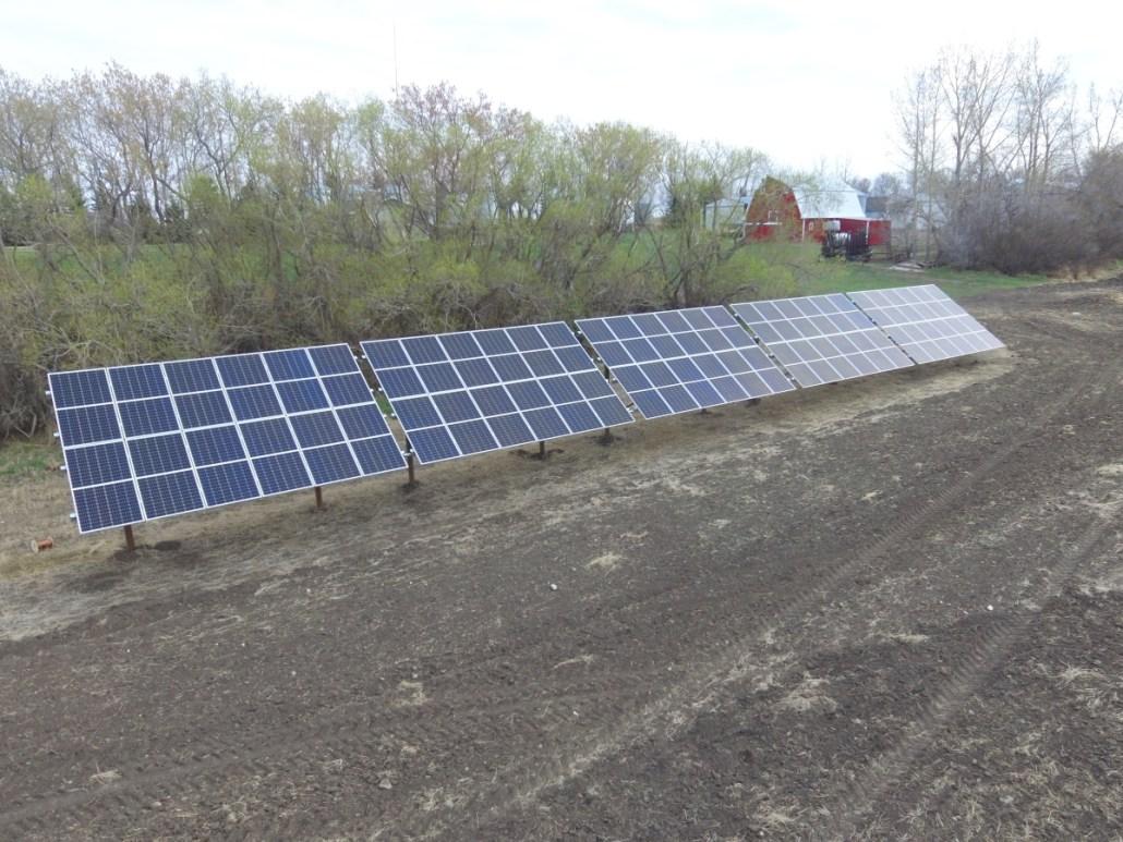 Solar - SaskPower - Prairie Sun Solar