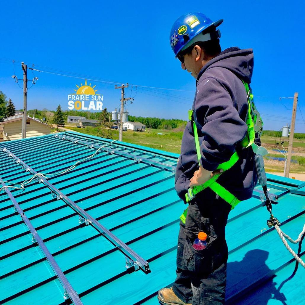 first nation solar project