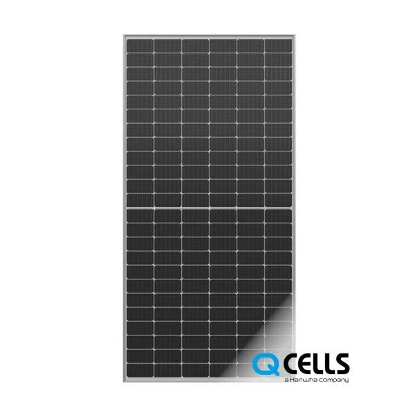 q cells solar panel