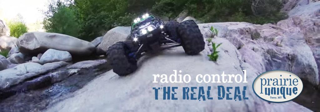 Radio Control Merchandise