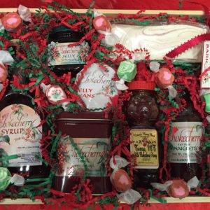 Wild Chokecherry Gift Basket