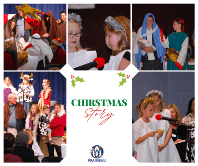 Christmas Story Service Online