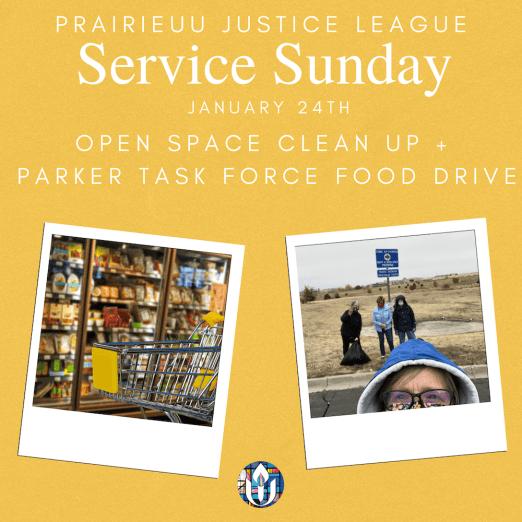 PrairieUU SERVICE SUNDAY