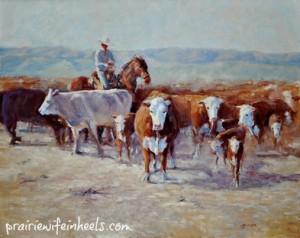 Prairie Wife