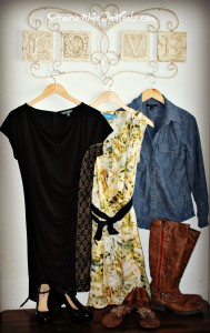 Dressy Clothes for packing