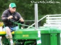 Michael Tractor