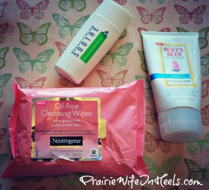 Spring face products
