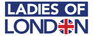 Ladies of London logo