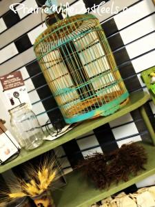 GIA Bird Cage