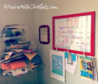 full organization corner