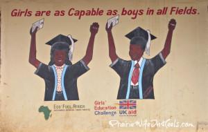 school pic from Uganda