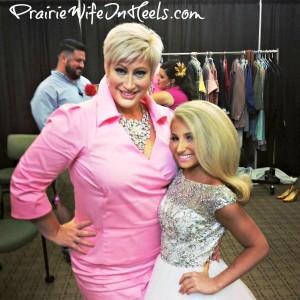 Kim and Hannah