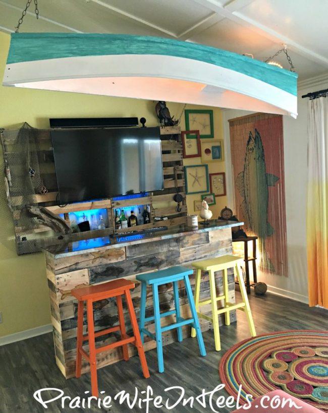 Texas Coast rental bar