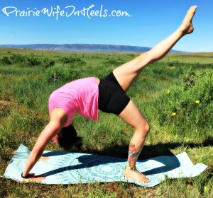 yoga week 5