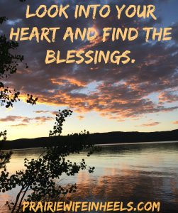 find the blessings