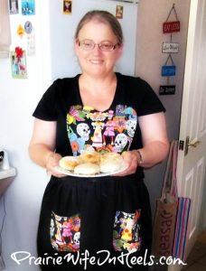 Trisha Ashley Baking