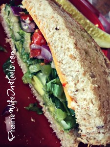 hippie sandwich