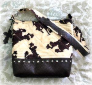 bucking horse bag