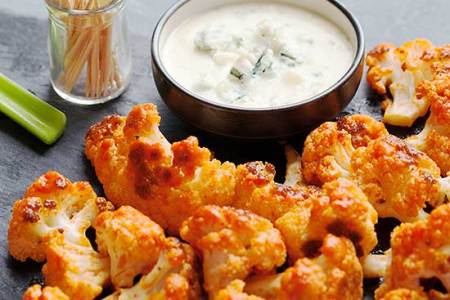 buffalo cauliflower
