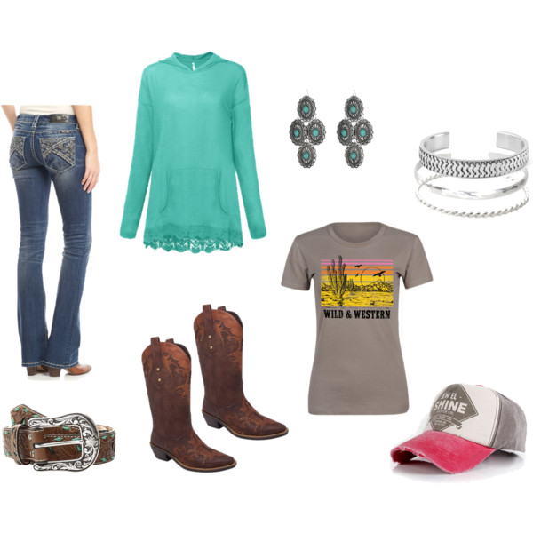 rodeo style casual