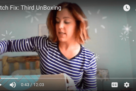 3rd stitch fix unboxing