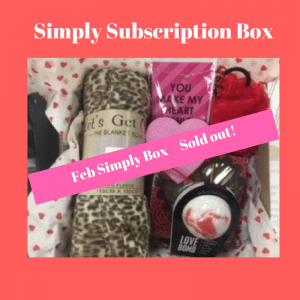 Feb Simply Box