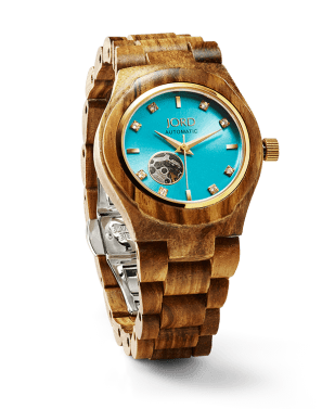 jord turquoise Cora Watch