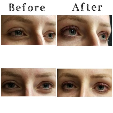 stirling skin care lash lift