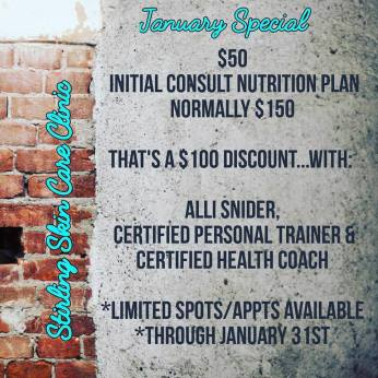 personal trainer special