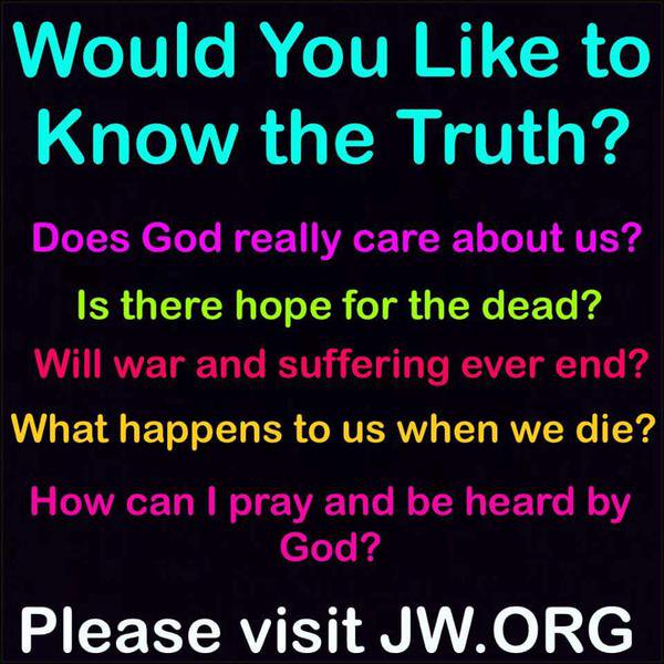 do you want to know the truth about the Bible?