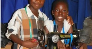 Two Children From the Street Fully Sponsored by Agape Strings Love Foundation