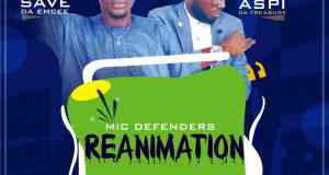[DOWNLOAD MUSIC] Mic Defenders - REANIMATION
