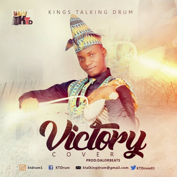 KT Drum - Victory (Eben Cover)