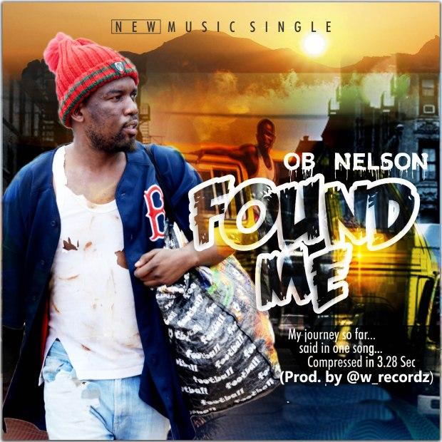Ob Nelson - Found Me