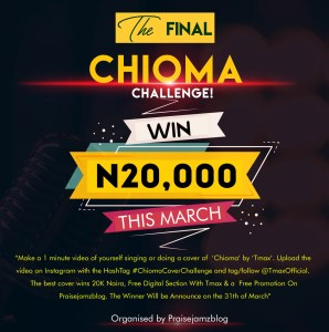 Chioma Cover Challenge