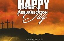 Happy Resurrection Day! With Love From all of us Here at Praisejamzblog