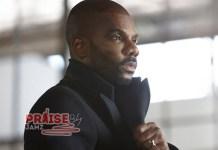 Kanye West Wasn't Ready to Make Gospel Before 'Ultra Light Beams' - Kirk Franklin