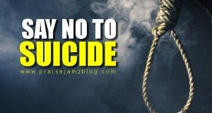 """Say No to Suicide"" - Suicide Prevention Speech Video"