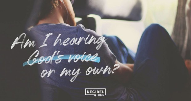 """""""Am I hearing God's voice or my own?"""" – Joseph Prince"""