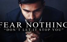 """PraisejamzTV: """"Fear Nothing"""" – Inspiring Motivational Speech Video"""